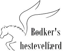 Bødkers Hestevelfærd Logo